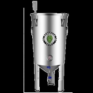 Fermentador Conico Aco Inox 304 - 32l
