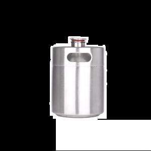 Barril Growler Keg 5 Litros Cerveja Artesanal
